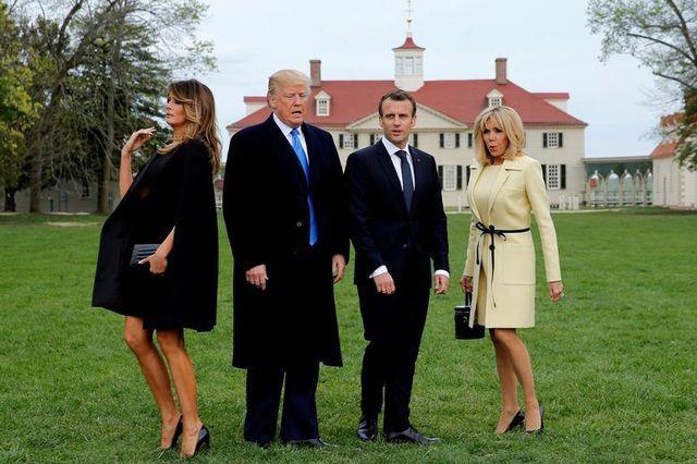 Những bức ảnh ghi dấu ấn của Tổng thống Mỹ Donald Trump trên chính trường thế giới - Ảnh 5.