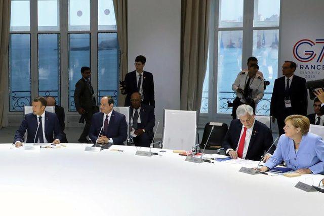 Những bức ảnh ghi dấu ấn của Tổng thống Mỹ Donald Trump trên chính trường thế giới - Ảnh 9.