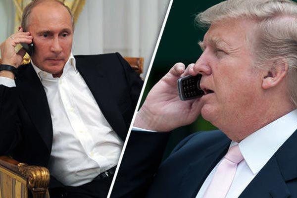 Điện Kremlin nói về thông tin ông Trump gọi điện cho ông Putin trước ngày điện Capitol bị tấn công - Ảnh 1.