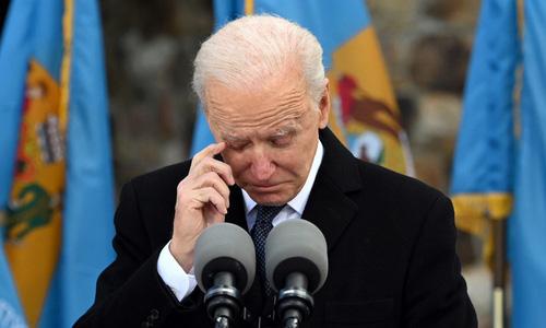 Biden thích tàu hỏa nhưng phải đáp máy bay đến Washington vì lý do này - Ảnh 1.