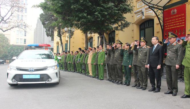 Bộ Công an yêu cầu Công an TP Hà Nội bảo vệ tuyệt đối an ninh Đại hội lần thứ XIII - Ảnh 2.
