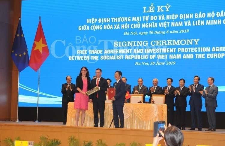 Thành tựu đối ngoại Việt Nam nhiệm kỳ XII: Bài 1: Nâng tầm vị thế quốc gia - Ảnh 6.