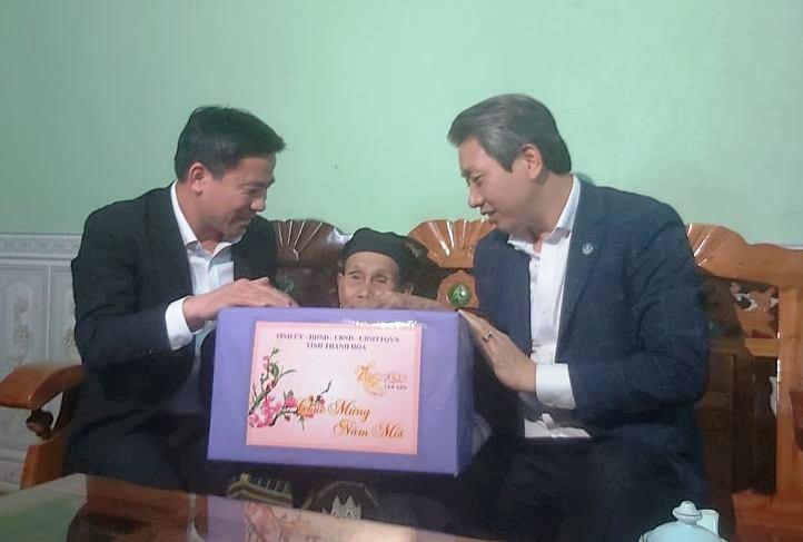 Thanh Hóa: Bí thư Tỉnh ủy thăm kiểm tra tình hình sản xuất và đời sống Nhân dân huyện biên giới Quan Sơn - Ảnh 2.