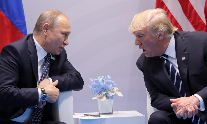 Xuất hiện nghi ngờ Trump nói chuyện với Putin trước cuộc tấn công Điện Capitol - Ảnh 1.