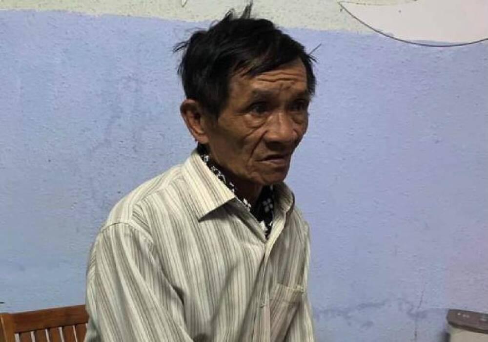Chân dung cụ ông 76 tuổi bị bắt vì môi giới mại dâm - Ảnh 1.