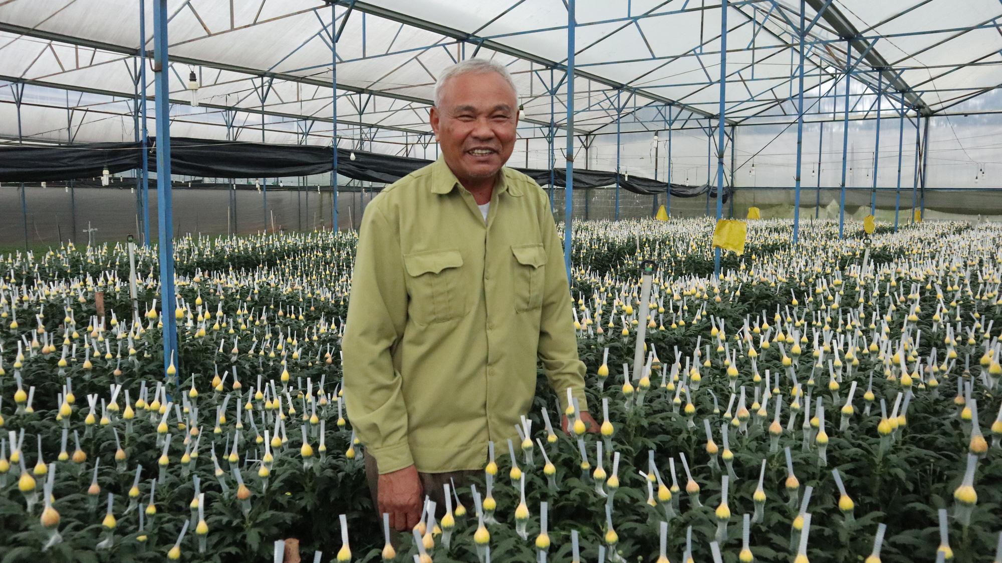Lâm Đồng: Hơn 55 nghìn hộ dân đạt danh hiệu sản xuất kinh doanh giỏi  - Ảnh 1.