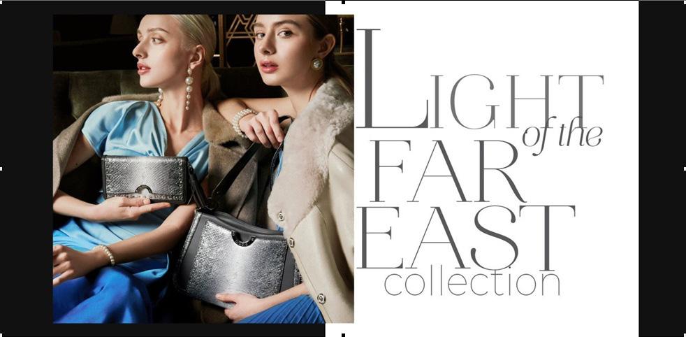 """Sau Fendi, Gucci, nhà thiết kế Francesco Turchi kiến tạo """"Ánh sáng Viễn Đông"""" cho Giovanni - Ảnh 1."""