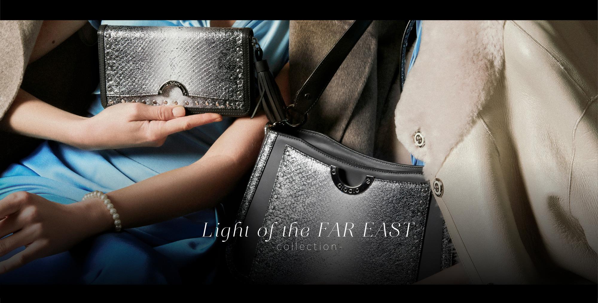"""Sau Fendi, Gucci, nhà thiết kế Francesco Turchi kiến tạo """"Ánh sáng Viễn Đông"""" cho Giovanni - Ảnh 2."""