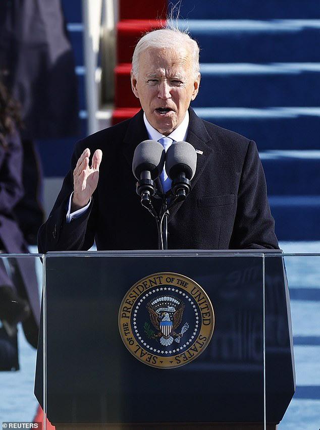 Trung Quốc trừng phạt Mỹ, chính quyền ông Biden phản pháo - Ảnh 1.