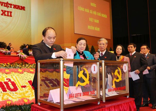 Bầu nhân sự tại Đại hội XIII: Sử dụng phần mềm kiểm phiếu do Quân ủy Trung ương cung cấp - Ảnh 1.