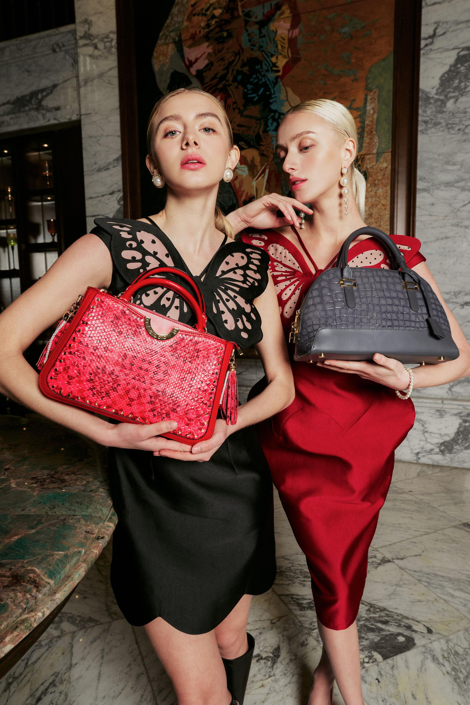 """Sau Fendi, Gucci, nhà thiết kế Francesco Turchi kiến tạo """"Ánh sáng Viễn Đông"""" cho Giovanni - Ảnh 3."""