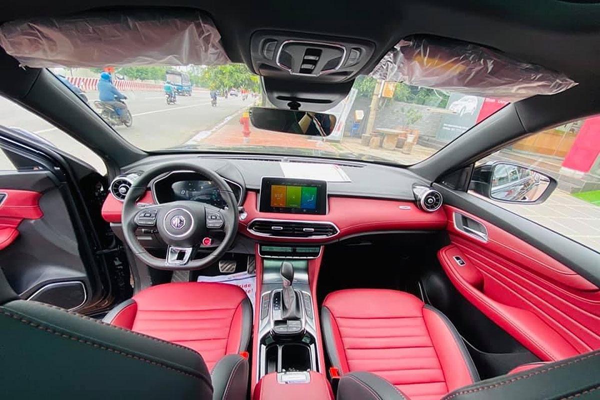 Bỏ qua CX-5 và CR-V để mua MG HS là xe đầu đời, 9X Lâm Đồng đánh giá: E ngại xe Tàu nhưng muốn khác biệt thì chốt - Ảnh 6.