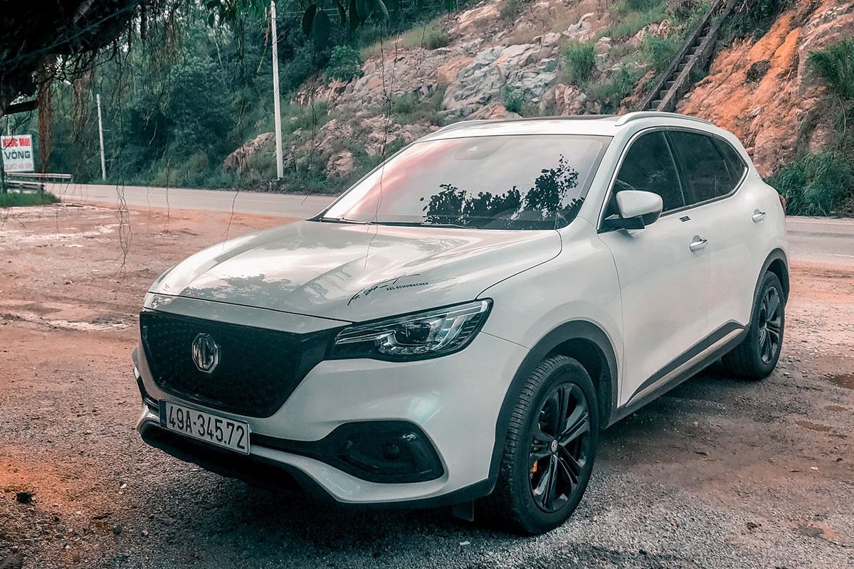 Bỏ qua CX-5 và CR-V để mua MG HS là xe đầu đời, 9X Lâm Đồng đánh giá: E ngại xe Tàu nhưng muốn khác biệt thì chốt - Ảnh 3.