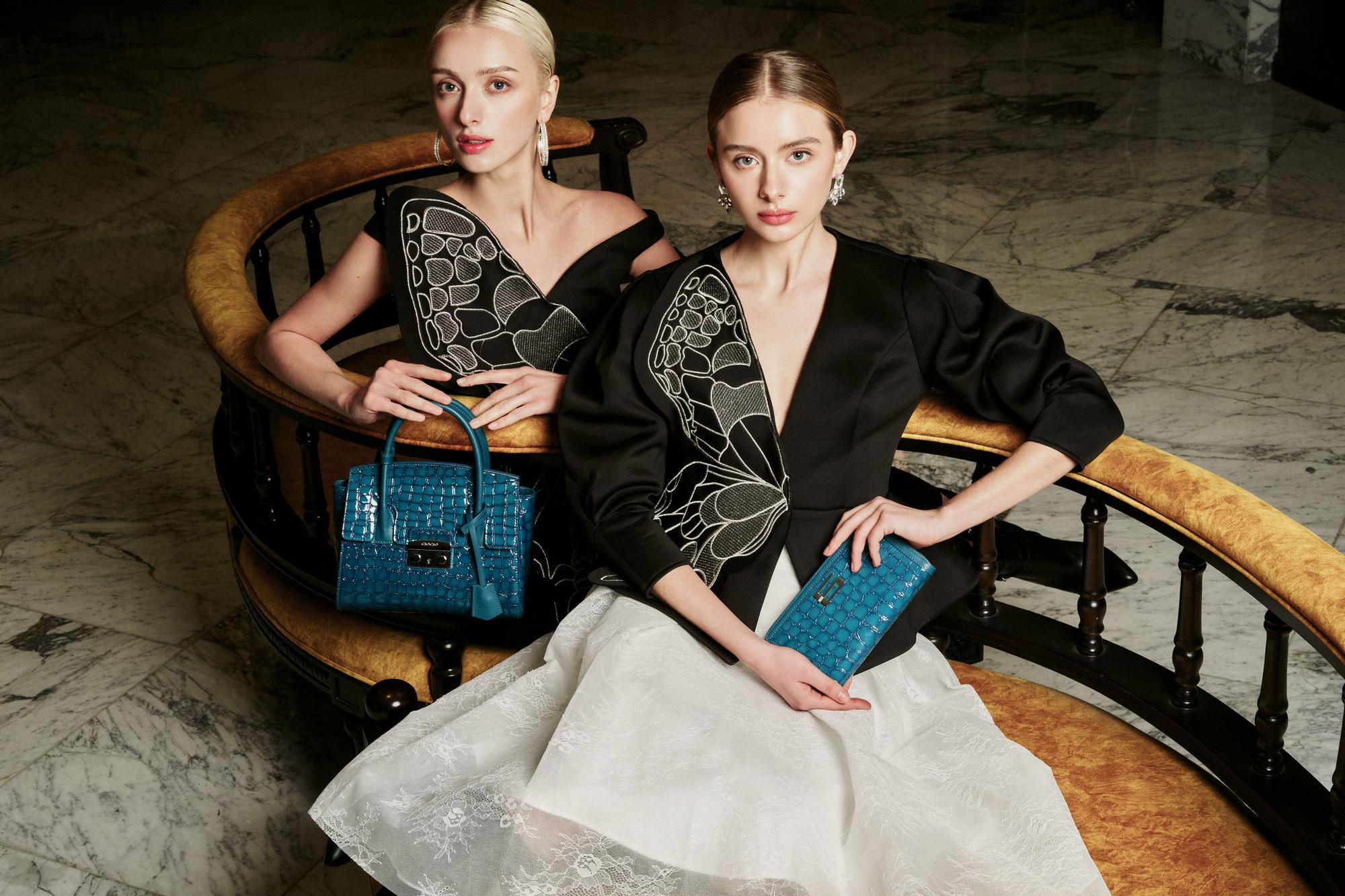 """Sau Fendi, Gucci, nhà thiết kế Francesco Turchi kiến tạo """"Ánh sáng Viễn Đông"""" cho Giovanni - Ảnh 6."""
