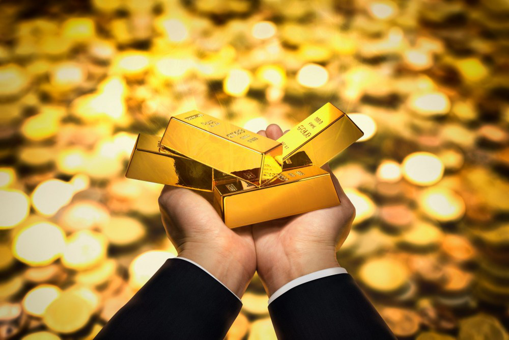 Giá vàng hôm nay 21/1: Đồng USD suy yếu, vàng tăng chưa thấy điểm dừng - Ảnh 1.