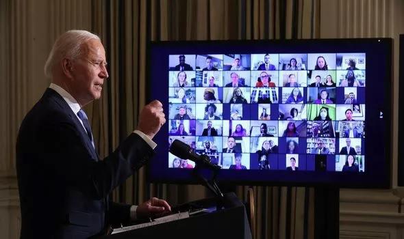 Biden cảnh báo sa thải phụ tá ngay tại chỗ nếu họ làm điều này - Ảnh 3.