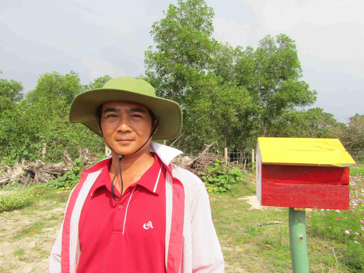 Bình Định: Loài hoa nhuốm màu huyền thoại ở tỉnh Hà Giang bất ngờ xuất hiện ở Phù Cát, nhiều người thích thú - Ảnh 7.