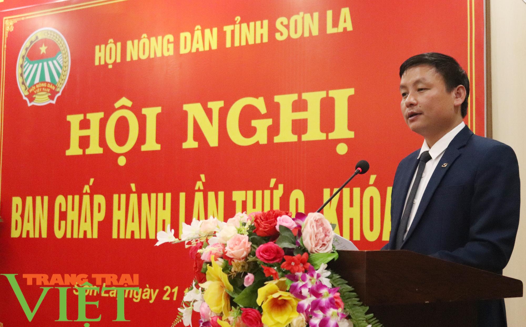 HND Sơn La: Nhiều giải pháp thực hiện công tác hội và phong trào nông dân  - Ảnh 2.