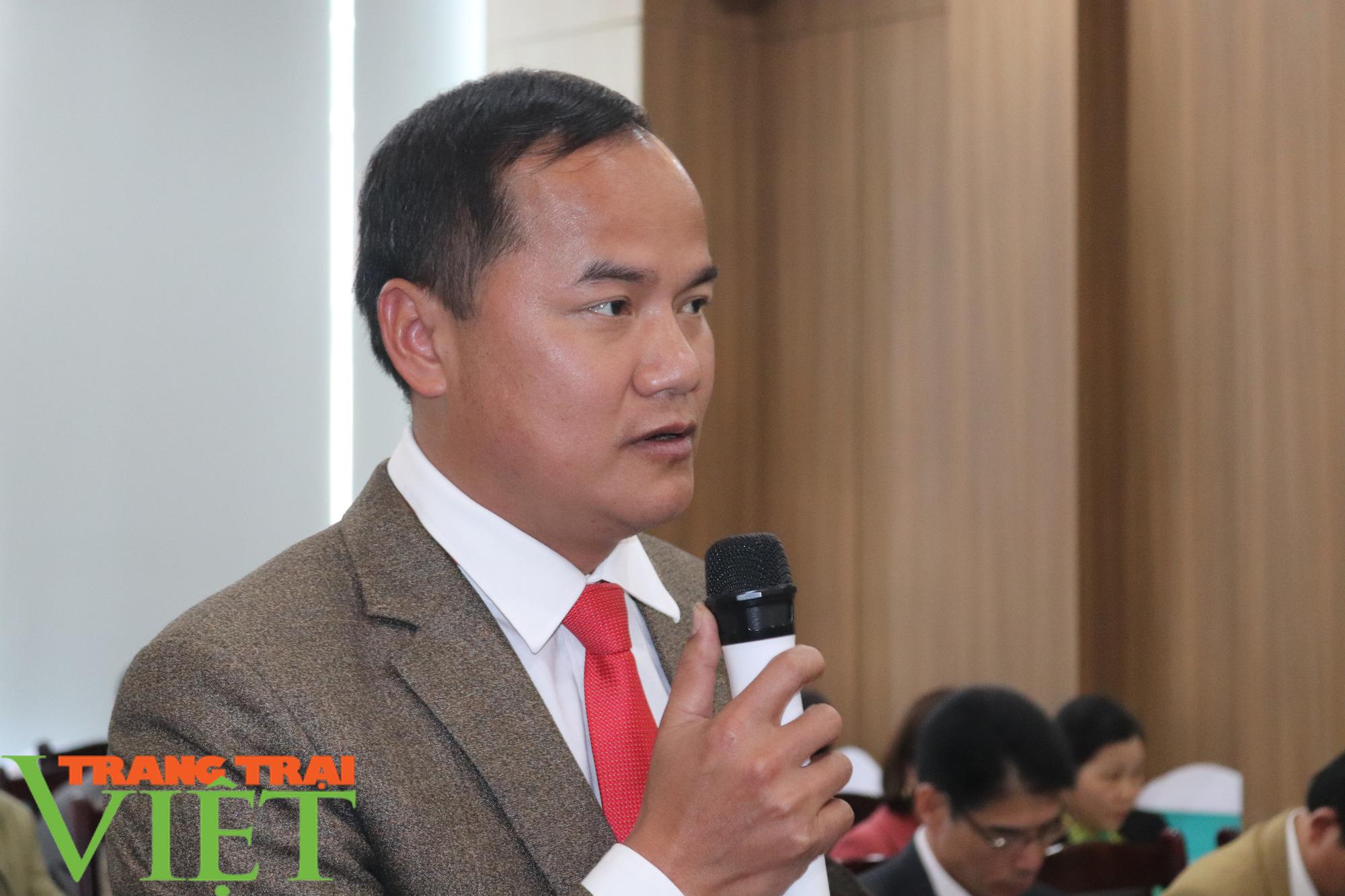 HND Sơn La: Nhiều giải pháp thực hiện công tác hội và phong trào nông dân  - Ảnh 3.