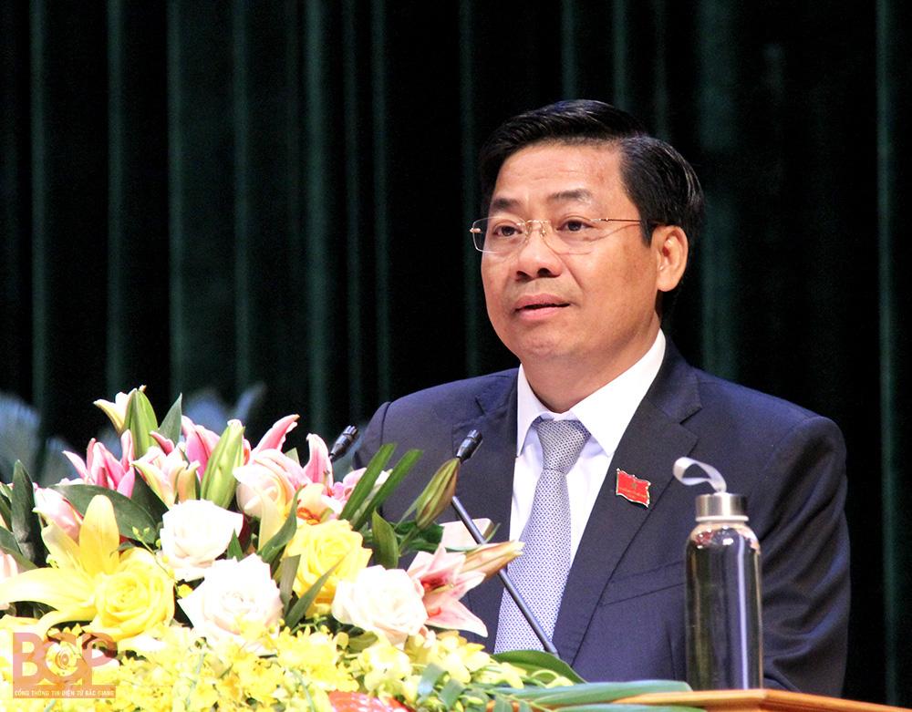 5 Bí thư Tỉnh ủy được phê chuẩn kết quả bầu giữ chức Chủ tịch HĐND tỉnh - Ảnh 6.