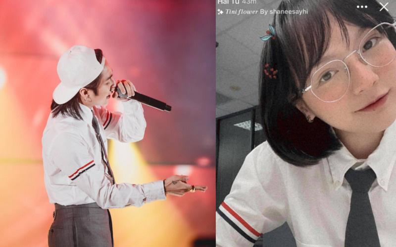 """Hải Tú bị Netizen """"cà khịa"""", Sơn Tùng bị fan yêu cầu làm rõ chuyện với Thiều Bảo Trâm - Ảnh 1."""