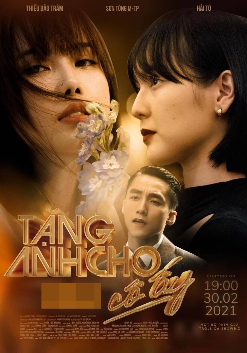 """Hải Tú bị Netizen """"cà khịa"""", Sơn Tùng bị fan yêu cầu làm rõ chuyện với Thiều Bảo Trâm - Ảnh 3."""