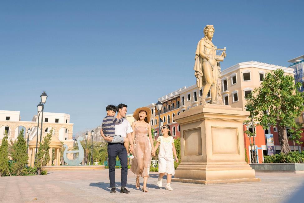 Bức tranh cuộc sống trọn vẹn ở Sun Grand City New An Thoi - Ảnh 6.