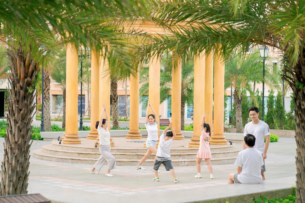 Bức tranh cuộc sống trọn vẹn ở Sun Grand City New An Thoi - Ảnh 8.