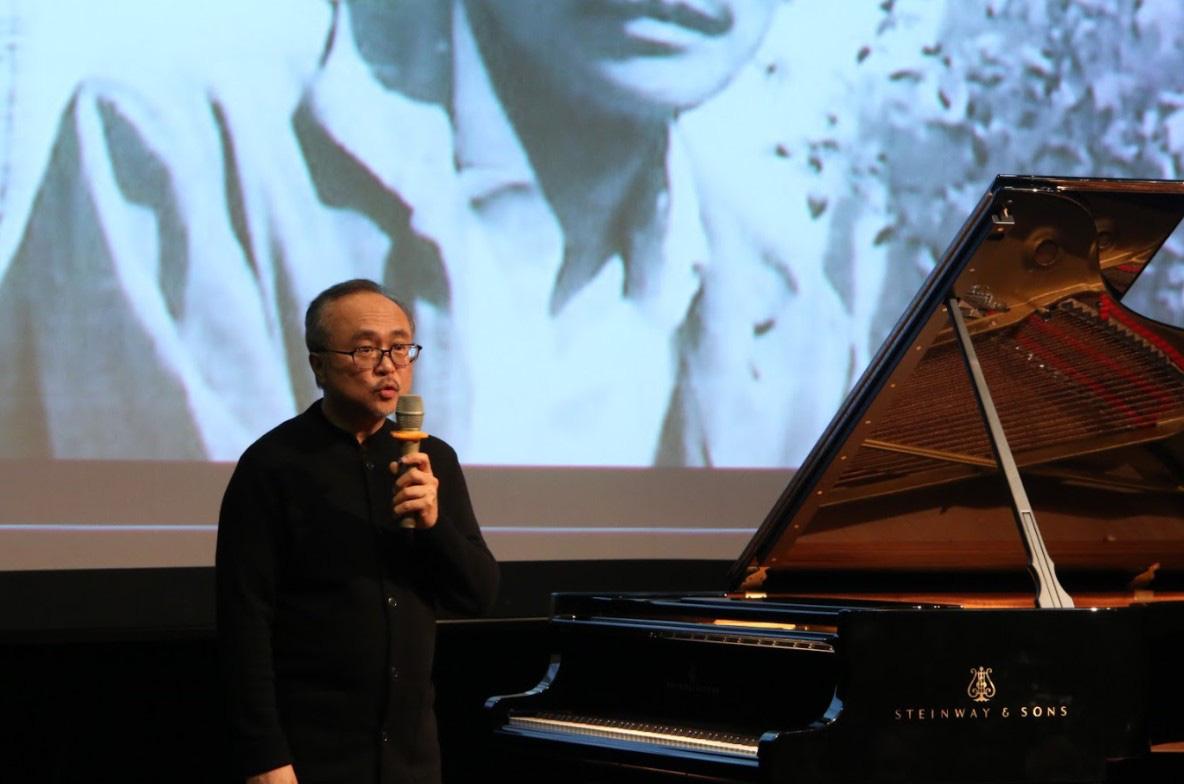 """Nghệ sĩ Đặng Thái Sơn: """"Tôi từng không được học đàn vì... nhà quá ồn"""" - Ảnh 3."""