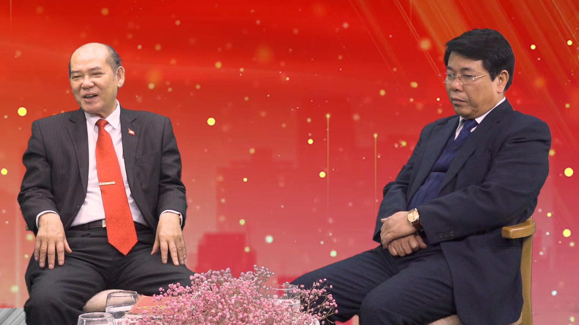 Giao lưu trực tuyến trước thềm Đại hội Đại biểu toàn quốc lần thứ XIII của Đảng - Ảnh 4.