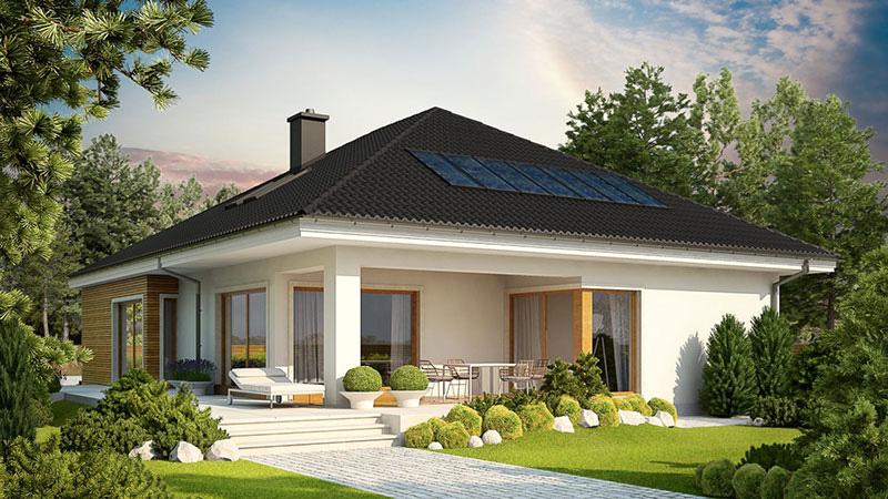 (Bài Tết Âm) Năm 2021, gia chủ xây nhà vào tháng này thì thuận lợi trăm bề, bình an, may mắn - Ảnh 1.