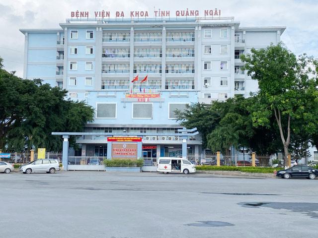 Quảng Ngãi: Sở Y tế  lên tiếng vụ tiền hỗ trợ thủ thuật ở bệnh viện tỉnh  - Ảnh 2.
