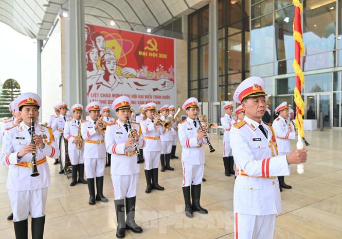 Trung tâm Hội nghị Quốc gia sẵn sàng cho Đại hội Đảng - Ảnh 2.