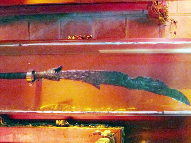 Những loại vũ khí của người Việt cổ khiến kẻ thù khiếp sợ - Ảnh 3.