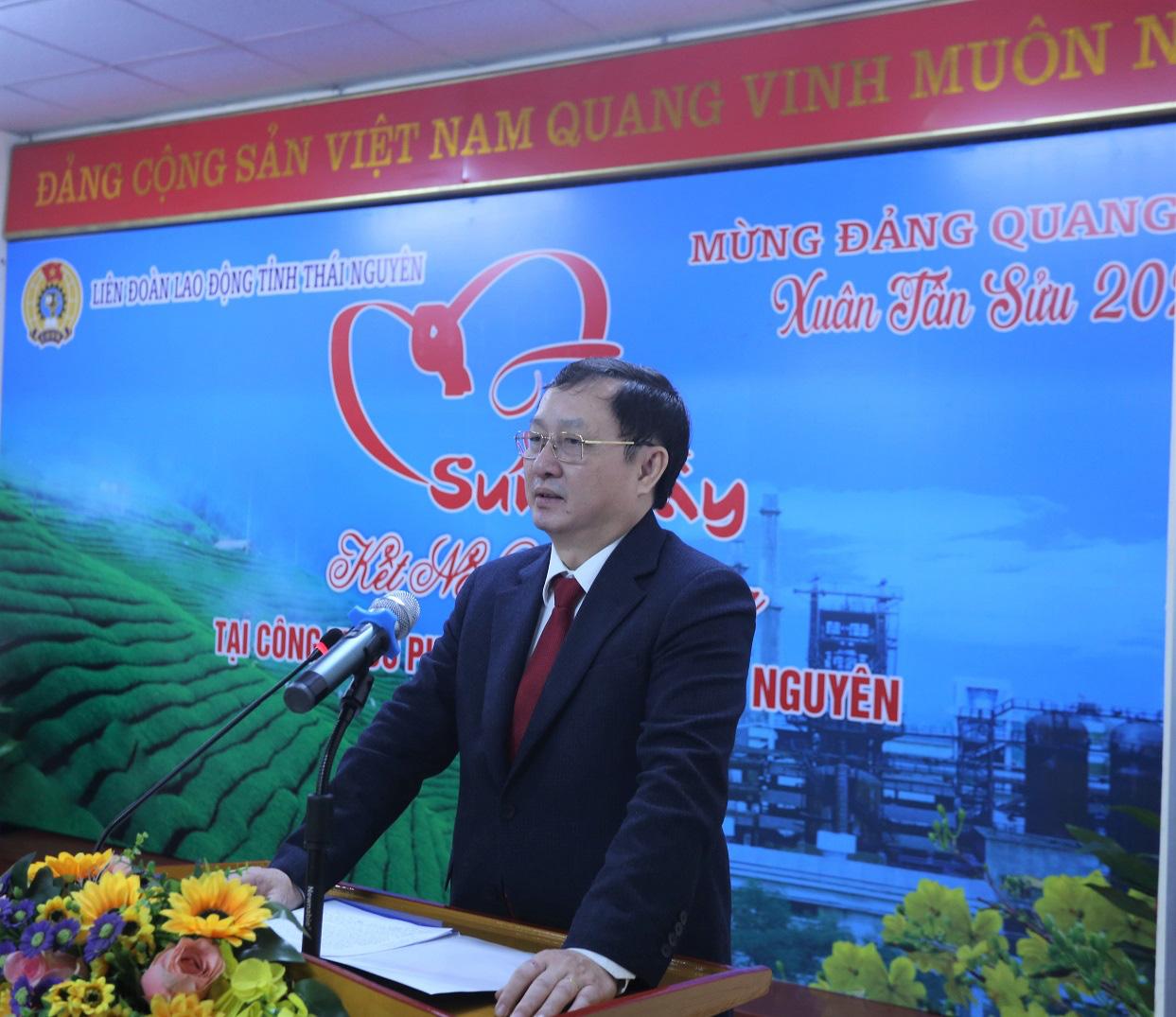 Bộ trưởng Bộ Khoa học và Công nghệ làm việc tại tỉnh Thái Nguyên - Ảnh 1.