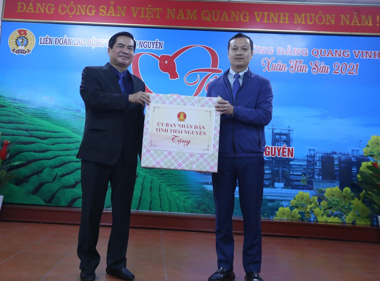 Bộ trưởng Bộ Khoa học và Công nghệ làm việc tại tỉnh Thái Nguyên - Ảnh 3.