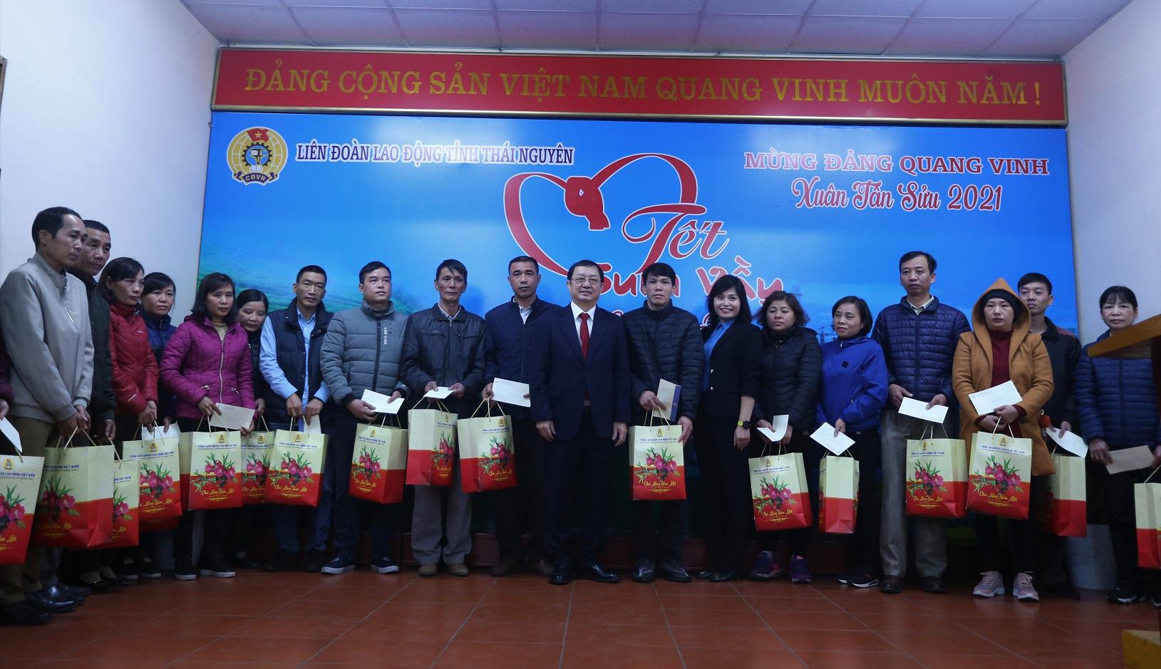 Bộ trưởng Bộ Khoa học và Công nghệ làm việc tại tỉnh Thái Nguyên - Ảnh 4.