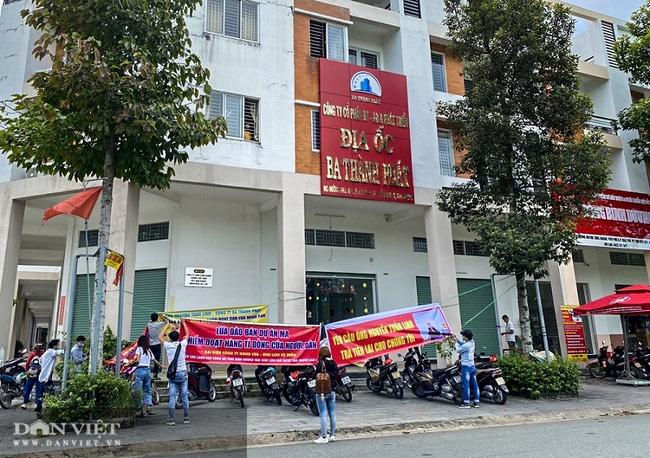 """Bắt tạm giam lãnh đạo Công ty địa ốc Ba Thành Phát """"vẽ"""" dự án ma lừa đảo - Ảnh 3."""