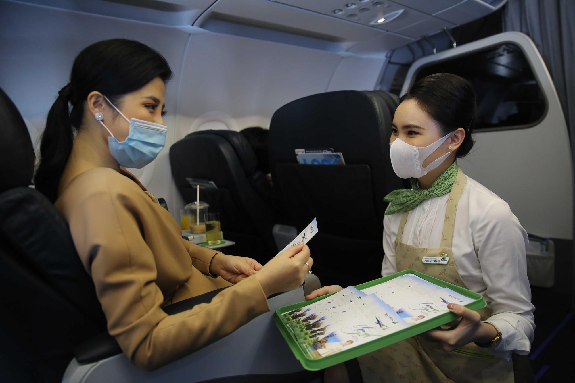 Bamboo Airways mở nhiều đường bay nội địa phục vụ Tết Nguyên đán - Ảnh 2.