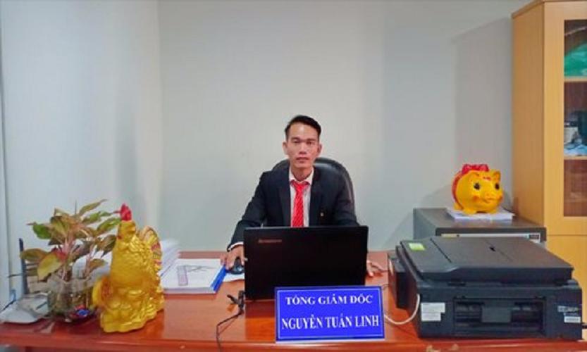Bắt giám đốc công ty địa ốc Ba Thành Phát - Ảnh 1.