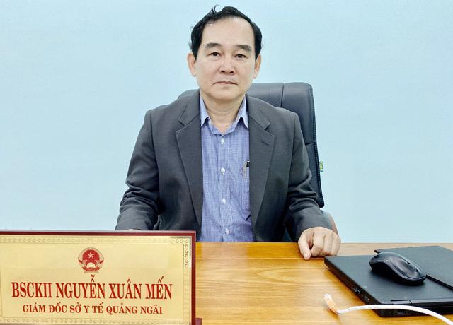 Quảng Ngãi: Sở Y tế  lên tiếng vụ tiền hỗ trợ thủ thuật ở bệnh viện tỉnh  - Ảnh 1.