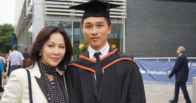 Lưu Gia Linh cho cháu trai thừa kế hàng trăm triệu USD - Ảnh 2.