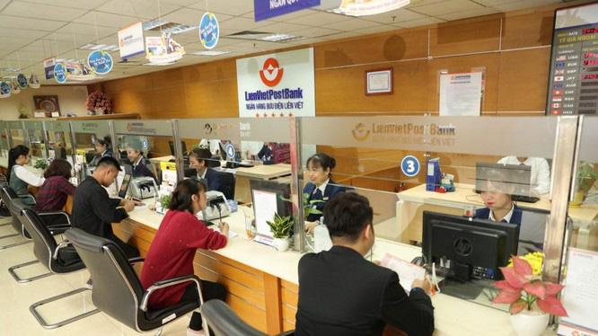 LienVietPostBank lãi ròng hơn 1.800 tỷ đồng năm 2020, tăng 16,4% - Ảnh 1.