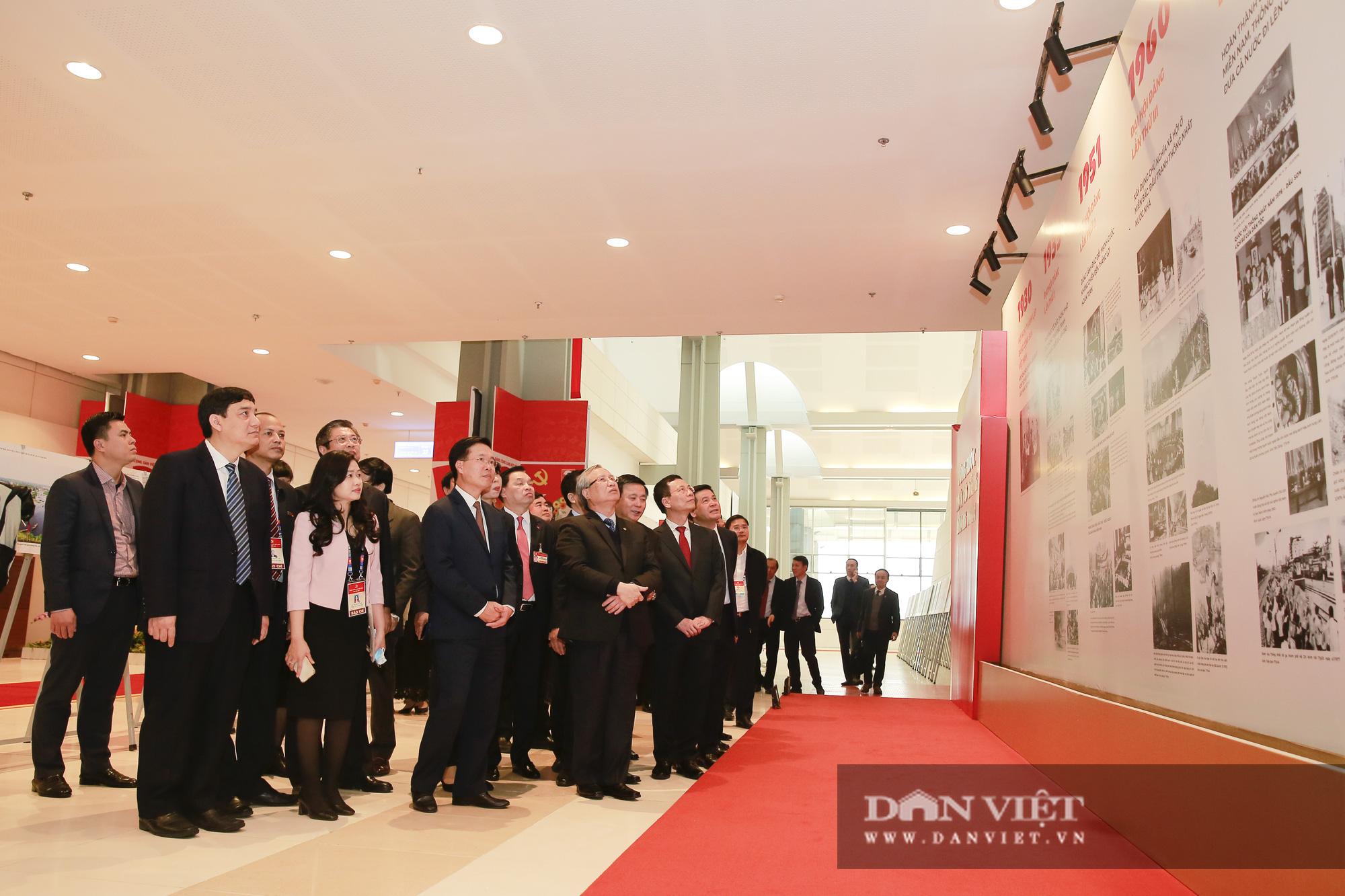 Khai trương trung tâm báo chí phục vụ Đại hội XIII của Đảng - Ảnh 5.