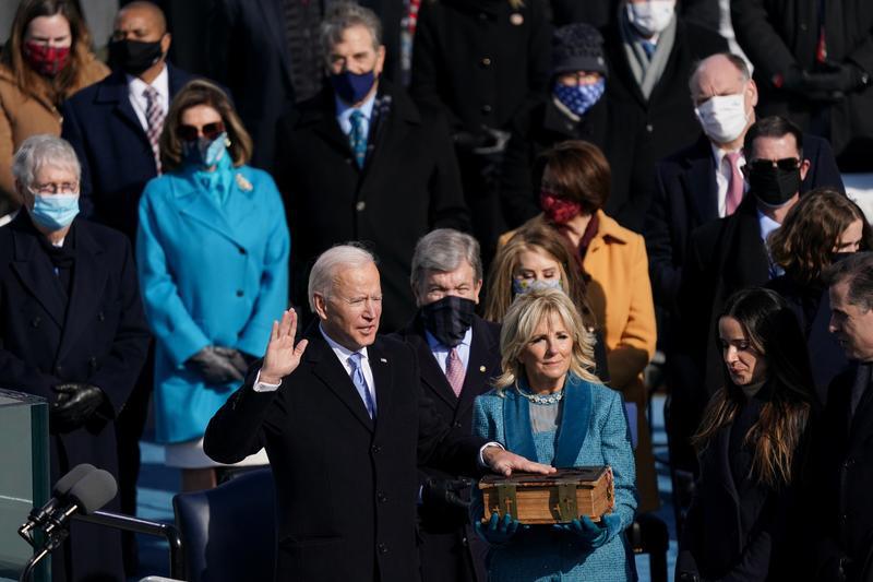 Lễ nhậm chức của Tổng thống Biden: Xuất hiện sự cố mới trong quan hệ Mỹ-Trung vì Đài Loan - Ảnh 1.