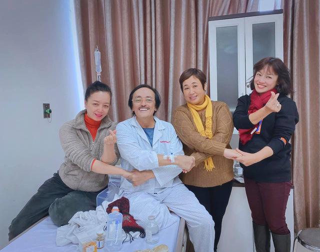Tuổi U60, nghệ sĩ Giang Còi lẻ bóng sau 2 lần hôn nhân đổ vỡ, mắc ung thư họng vẫn lạc quan - Ảnh 2.