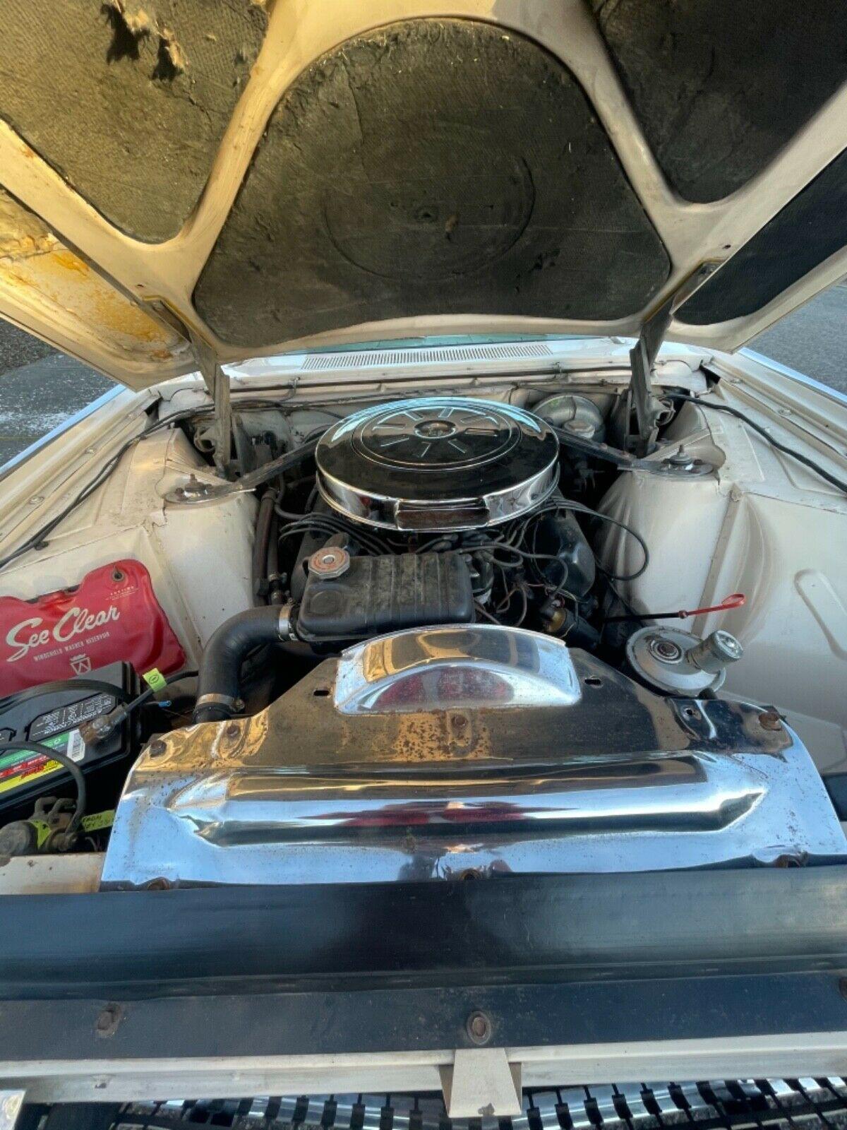 Ford Thunderbird 1962 nguyên bản xuất hiện sau 22 năm - Ảnh 6.