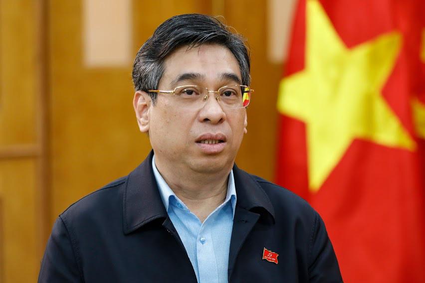 Phó Trưởng Ban Dân vận T.Ư: Người dân đề nghị phải kiểm soát chặt việc kê khai tài sản, thu nhập - Ảnh 1.