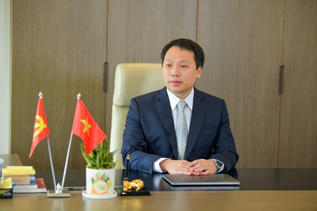 Thứ trưởng trẻ tuổi nhất Việt Nam đảm nhận thêm trọng trách mới - Ảnh 1.