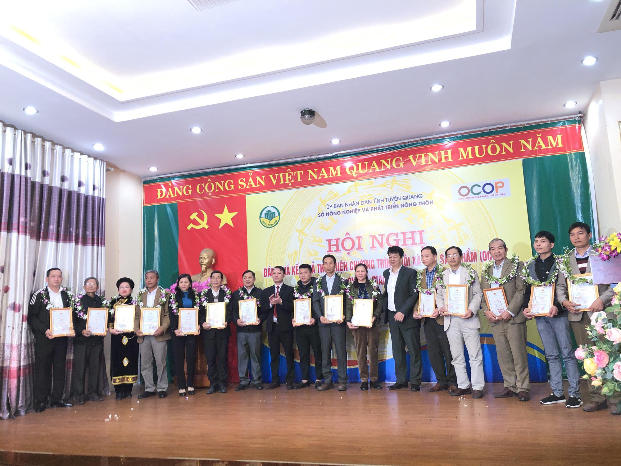 Tuyên Quang: Đứng thứ 5 so với các tỉnh miền núi phía Bắc về số sản phẩm đạt OCOP - Ảnh 7.